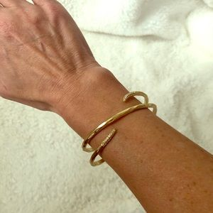 Stella & Dot Adeva Cuff Bracelet